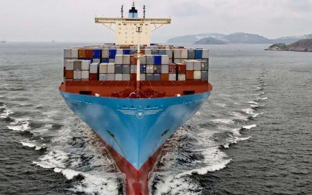 Cargo-ship-IoT