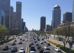 China traffic