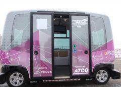 Autonomous car pilot project