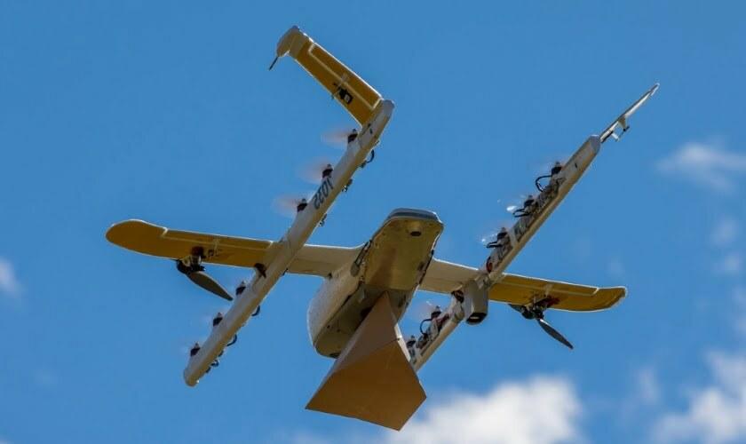 Drónos csomagszállítás indul Finnországban