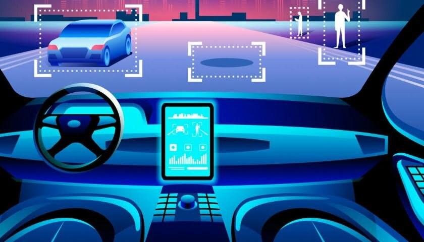 Automotive autonomous