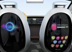 IoT Automotive seats