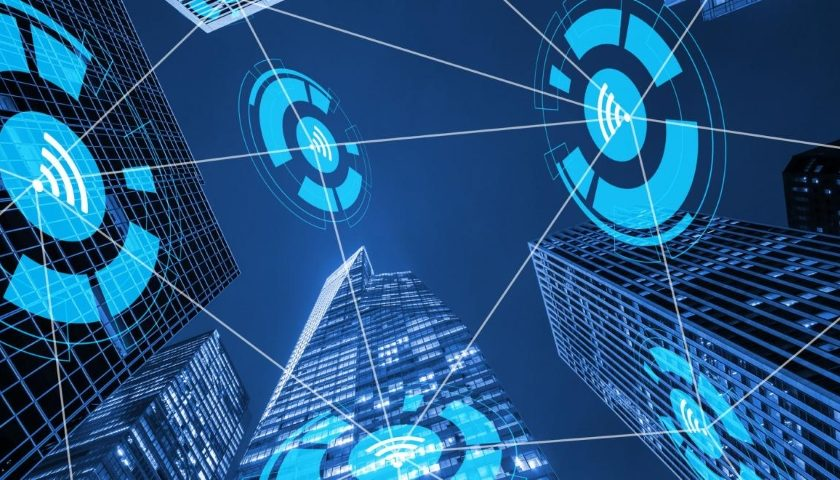 building smart city iot
