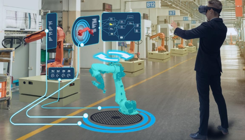IIoT a gyártásban is fókuszban a digitalizáció