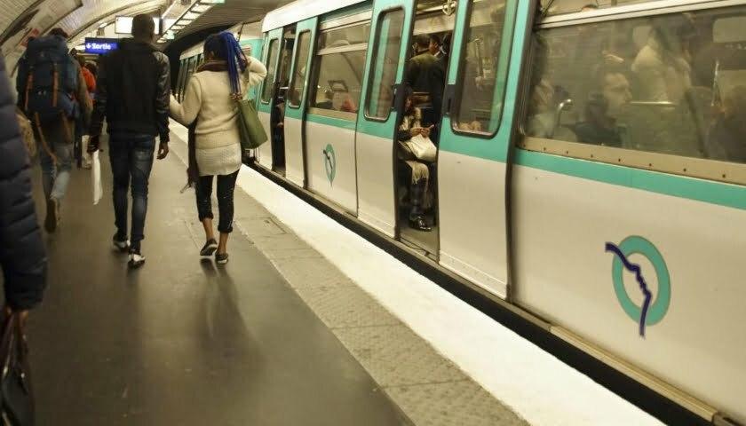 Párizsban metro