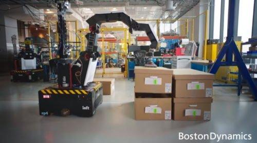 Újabb ipari robottal rukkolt elő a Boston Dynamics