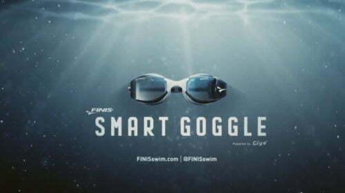 FINIS Smart Goggle: újabb tech-dopping az úszóknak