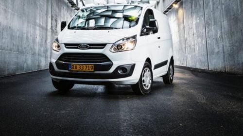 Pörög a házhozszállítás – A kisteherautók is egyre intelligensebbé válnak